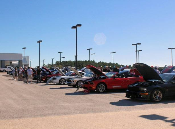 silsbee ford fall show